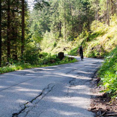 Radweg Böschis